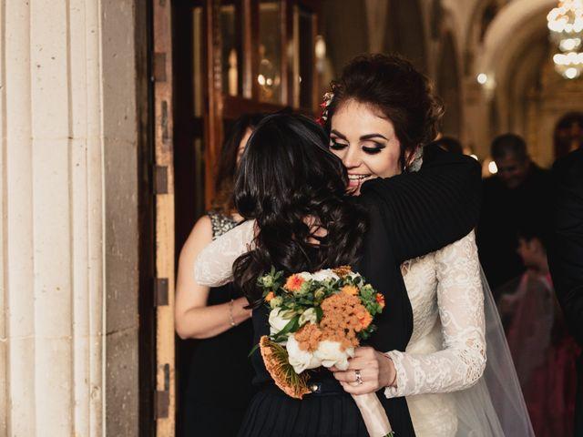 La boda de David y Nancy en San Julián, Jalisco 241