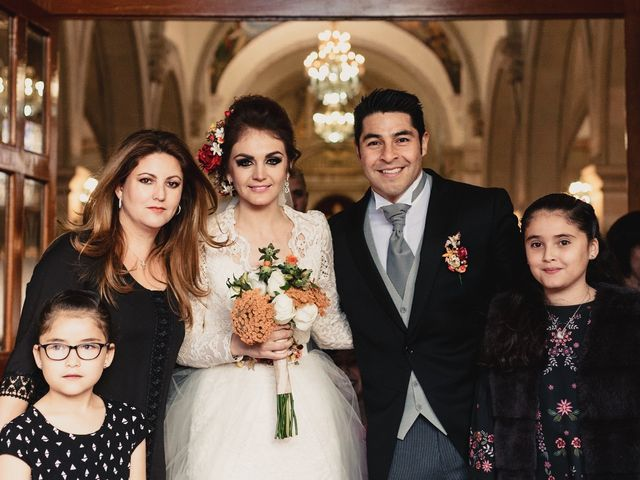 La boda de David y Nancy en San Julián, Jalisco 248