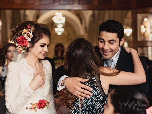 La boda de David y Nancy en San Julián, Jalisco 249