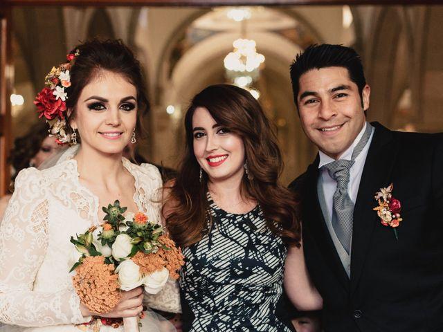 La boda de David y Nancy en San Julián, Jalisco 250