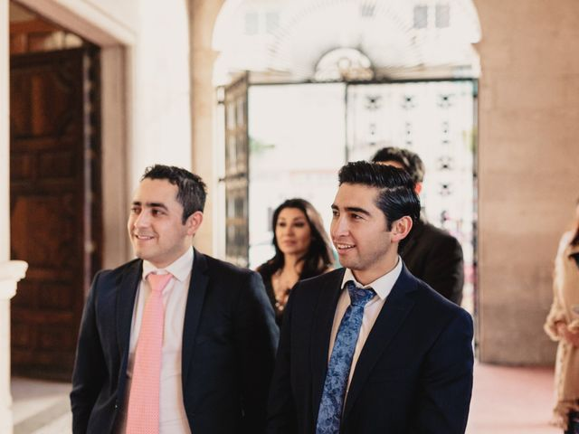 La boda de David y Nancy en San Julián, Jalisco 251