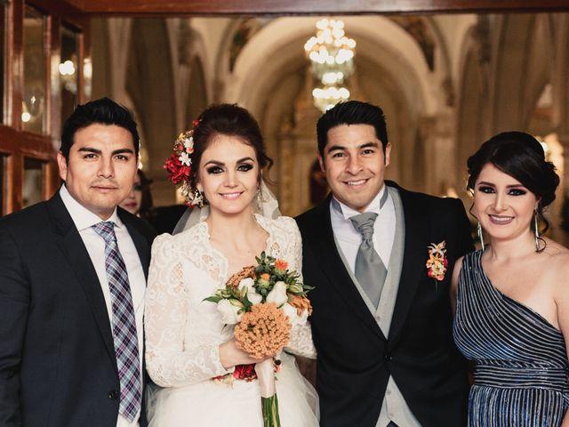 La boda de David y Nancy en San Julián, Jalisco 252