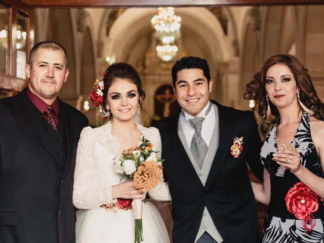 La boda de David y Nancy en San Julián, Jalisco 255
