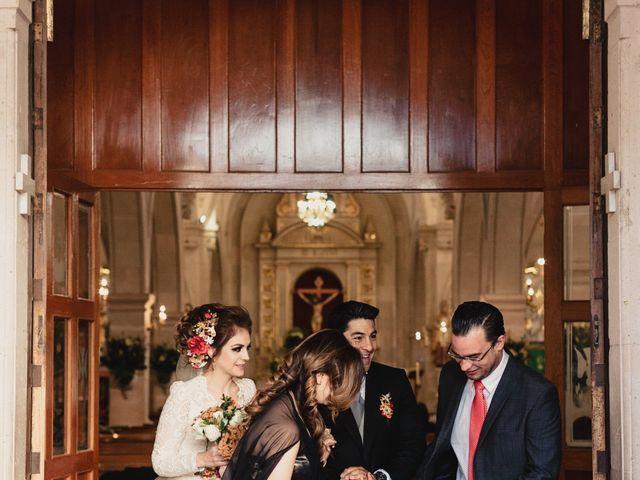 La boda de David y Nancy en San Julián, Jalisco 256