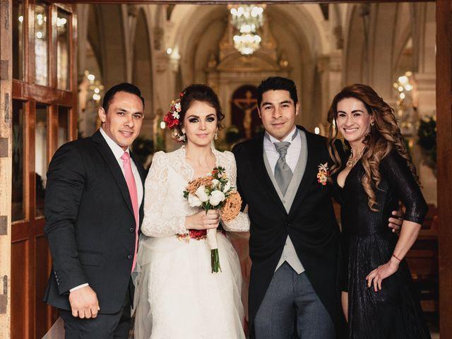La boda de David y Nancy en San Julián, Jalisco 257