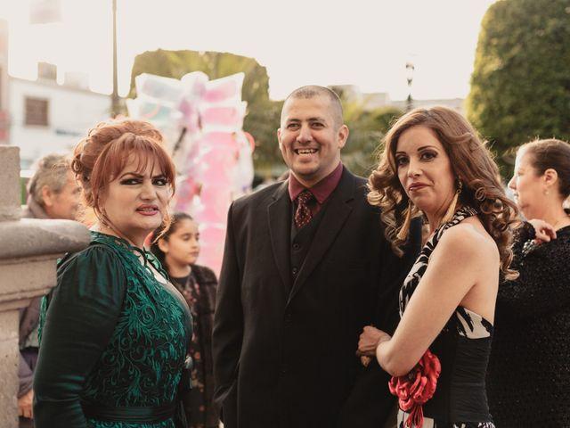 La boda de David y Nancy en San Julián, Jalisco 258