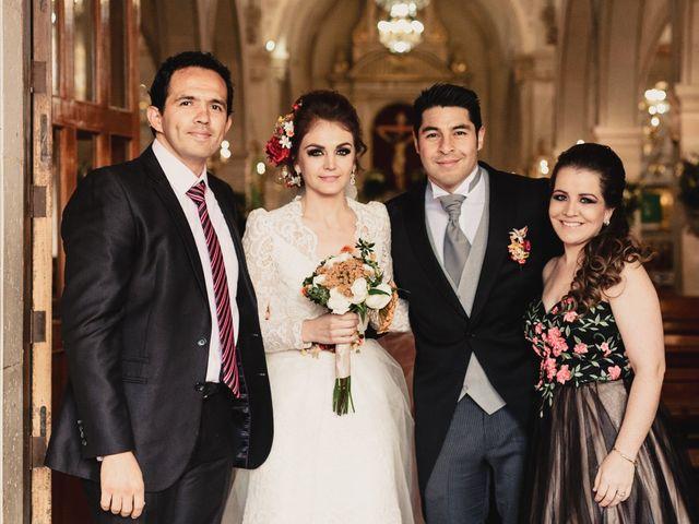 La boda de David y Nancy en San Julián, Jalisco 259