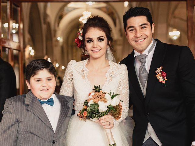 La boda de David y Nancy en San Julián, Jalisco 260