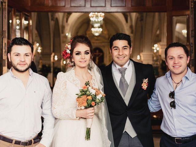 La boda de David y Nancy en San Julián, Jalisco 261