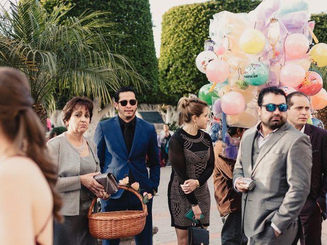 La boda de David y Nancy en San Julián, Jalisco 262