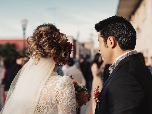 La boda de David y Nancy en San Julián, Jalisco 266
