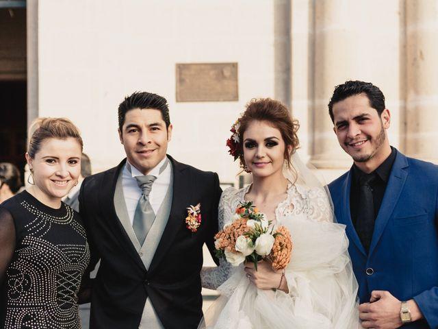 La boda de David y Nancy en San Julián, Jalisco 268