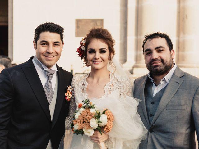 La boda de David y Nancy en San Julián, Jalisco 271