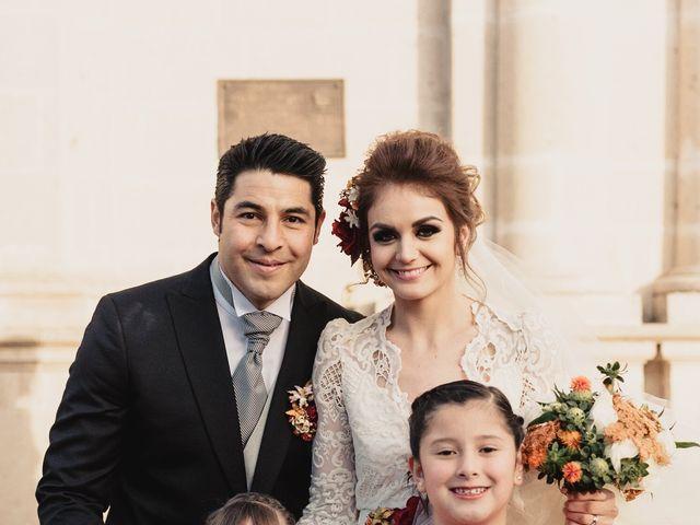 La boda de David y Nancy en San Julián, Jalisco 272