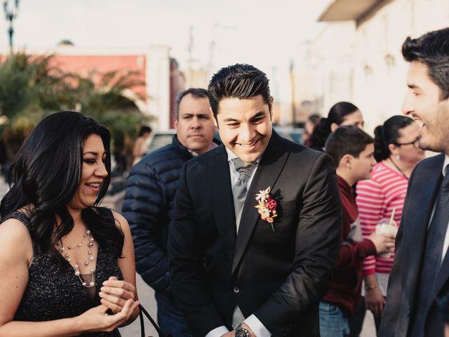 La boda de David y Nancy en San Julián, Jalisco 274