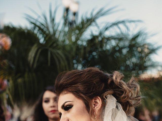 La boda de David y Nancy en San Julián, Jalisco 275