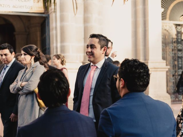 La boda de David y Nancy en San Julián, Jalisco 277