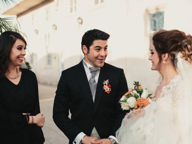La boda de David y Nancy en San Julián, Jalisco 278