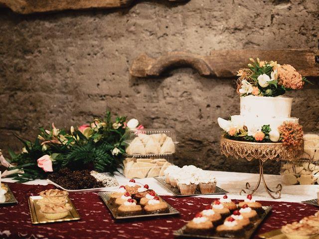 La boda de David y Nancy en San Julián, Jalisco 280