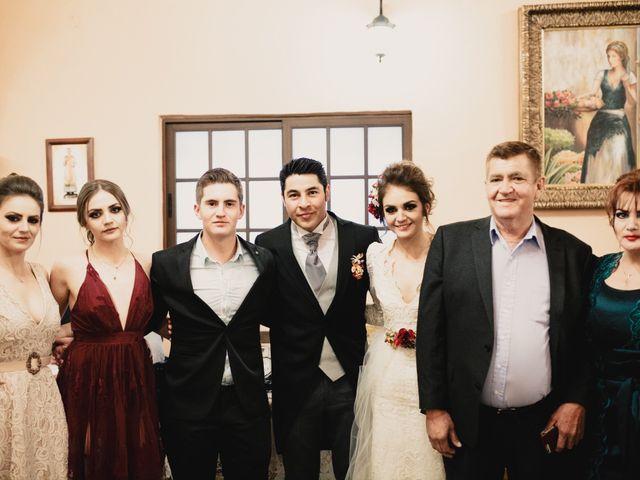 La boda de David y Nancy en San Julián, Jalisco 287