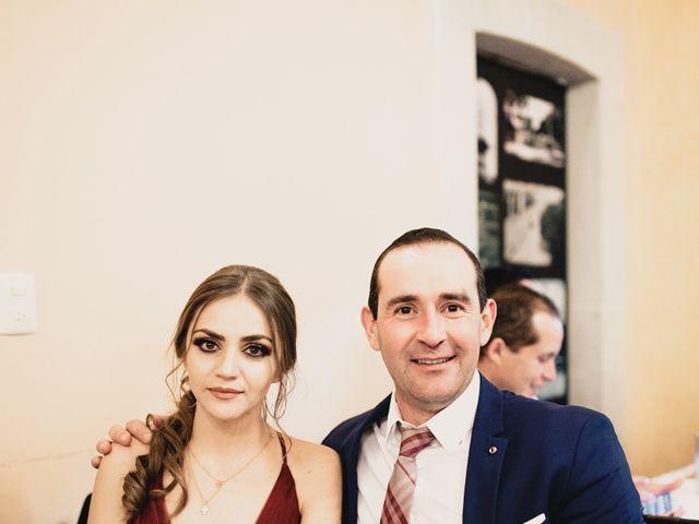La boda de David y Nancy en San Julián, Jalisco 295