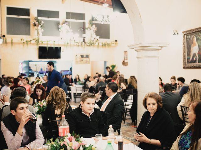 La boda de David y Nancy en San Julián, Jalisco 298