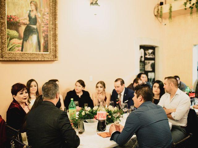 La boda de David y Nancy en San Julián, Jalisco 301
