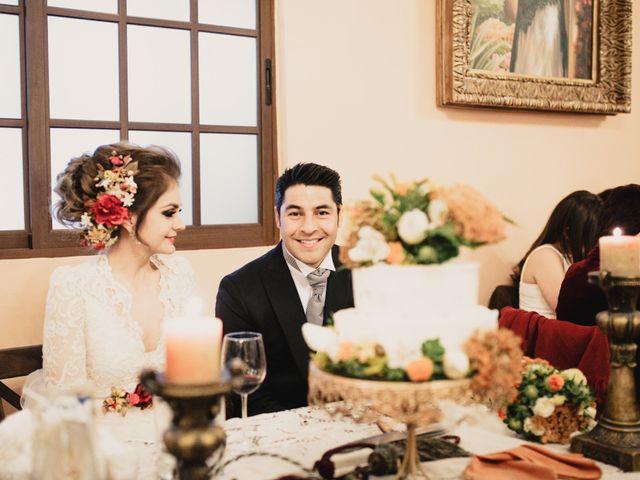 La boda de David y Nancy en San Julián, Jalisco 305