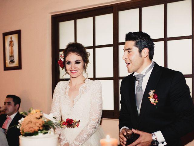 La boda de David y Nancy en San Julián, Jalisco 307
