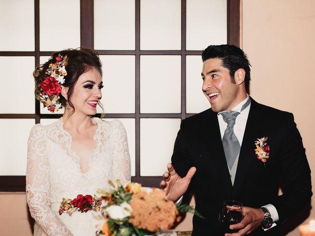 La boda de David y Nancy en San Julián, Jalisco 309