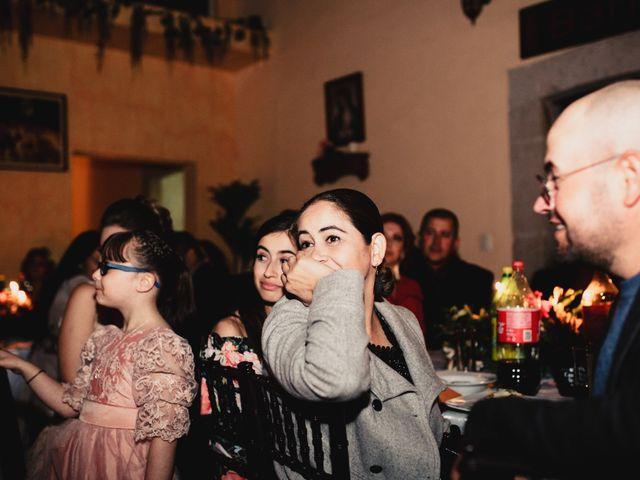 La boda de David y Nancy en San Julián, Jalisco 310