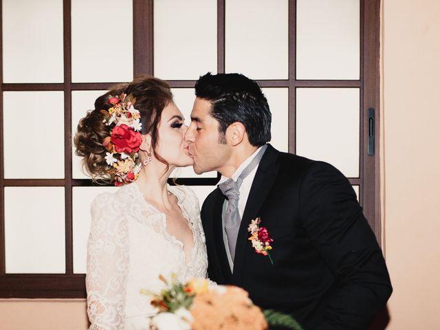 La boda de David y Nancy en San Julián, Jalisco 313