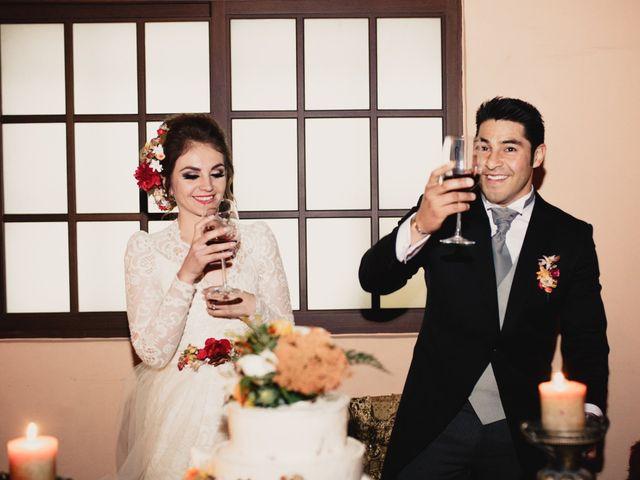 La boda de David y Nancy en San Julián, Jalisco 314