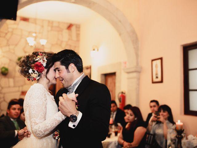 La boda de David y Nancy en San Julián, Jalisco 319