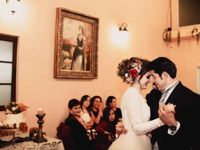 La boda de David y Nancy en San Julián, Jalisco 320