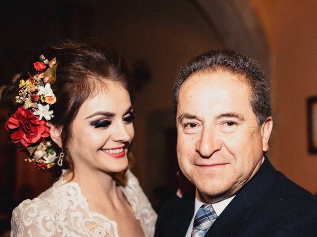 La boda de David y Nancy en San Julián, Jalisco 323