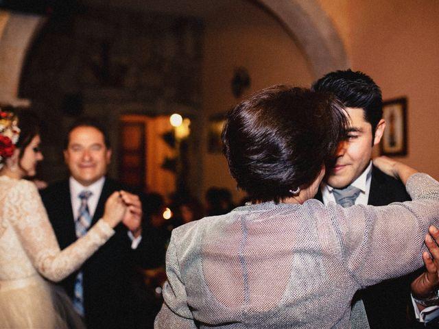 La boda de David y Nancy en San Julián, Jalisco 324