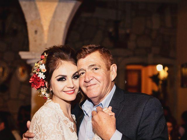 La boda de David y Nancy en San Julián, Jalisco 328