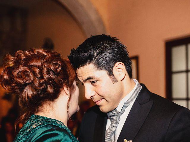 La boda de David y Nancy en San Julián, Jalisco 329