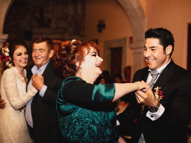 La boda de David y Nancy en San Julián, Jalisco 331