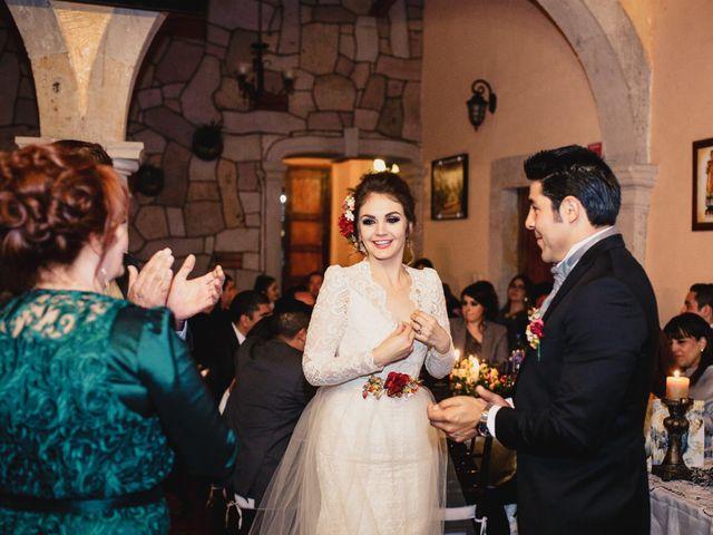 La boda de David y Nancy en San Julián, Jalisco 333