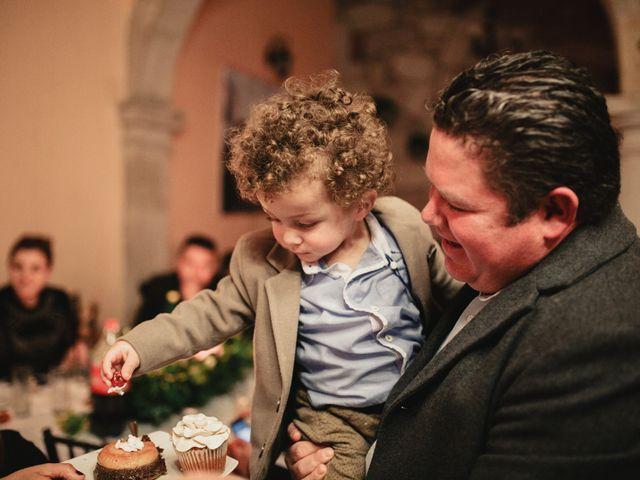 La boda de David y Nancy en San Julián, Jalisco 341