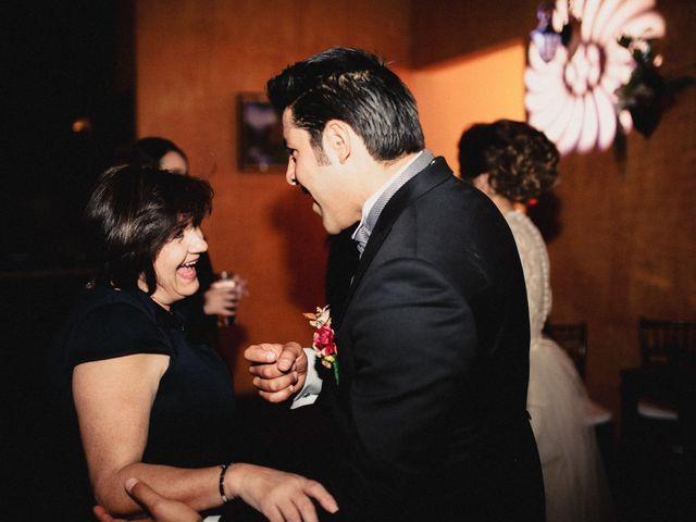 La boda de David y Nancy en San Julián, Jalisco 346
