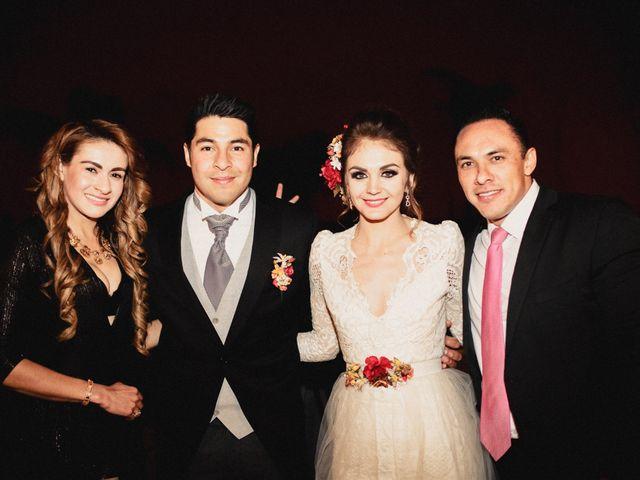 La boda de David y Nancy en San Julián, Jalisco 347