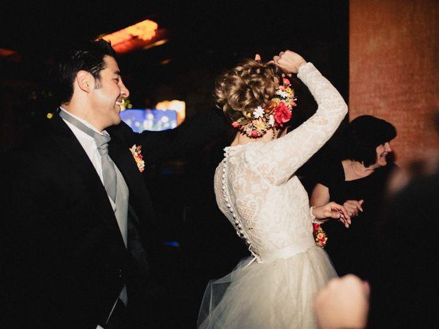 La boda de David y Nancy en San Julián, Jalisco 350