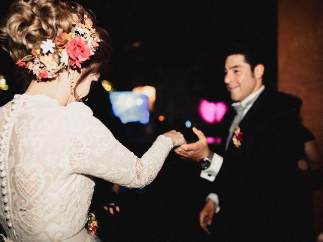 La boda de David y Nancy en San Julián, Jalisco 352