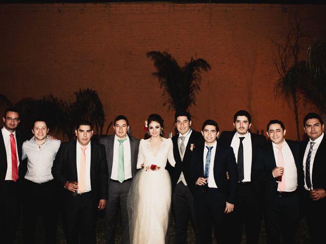 La boda de David y Nancy en San Julián, Jalisco 358