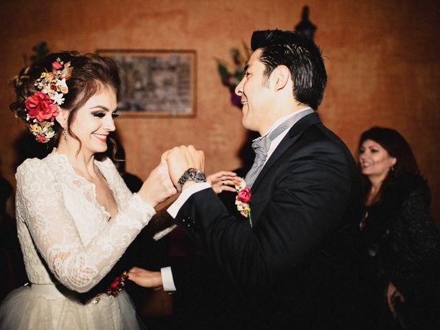 La boda de David y Nancy en San Julián, Jalisco 359
