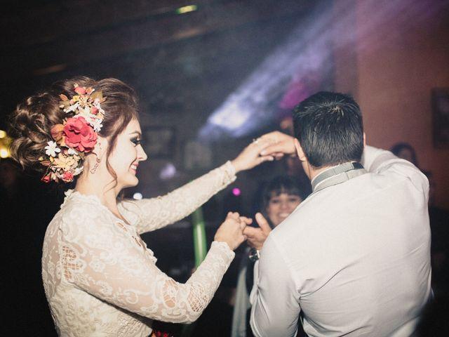 La boda de David y Nancy en San Julián, Jalisco 371