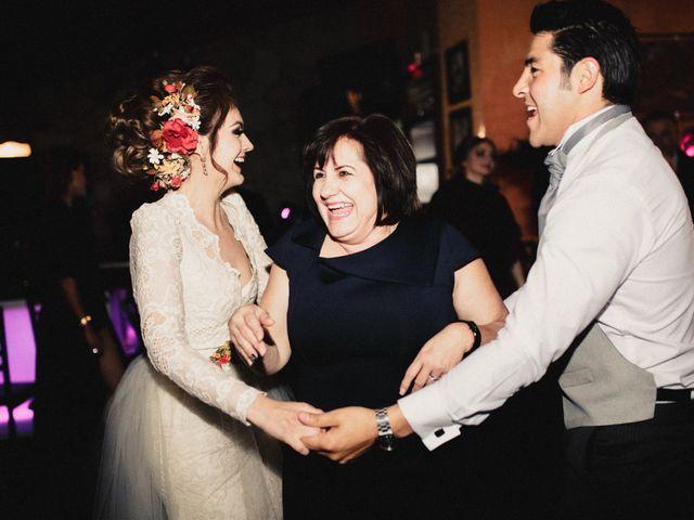 La boda de David y Nancy en San Julián, Jalisco 372